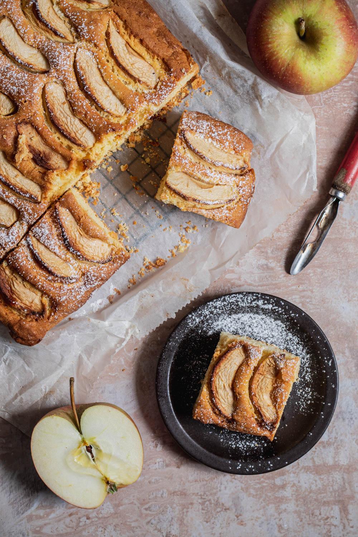 Fotografia kulinarna Karolina Nicpoń - ciasto