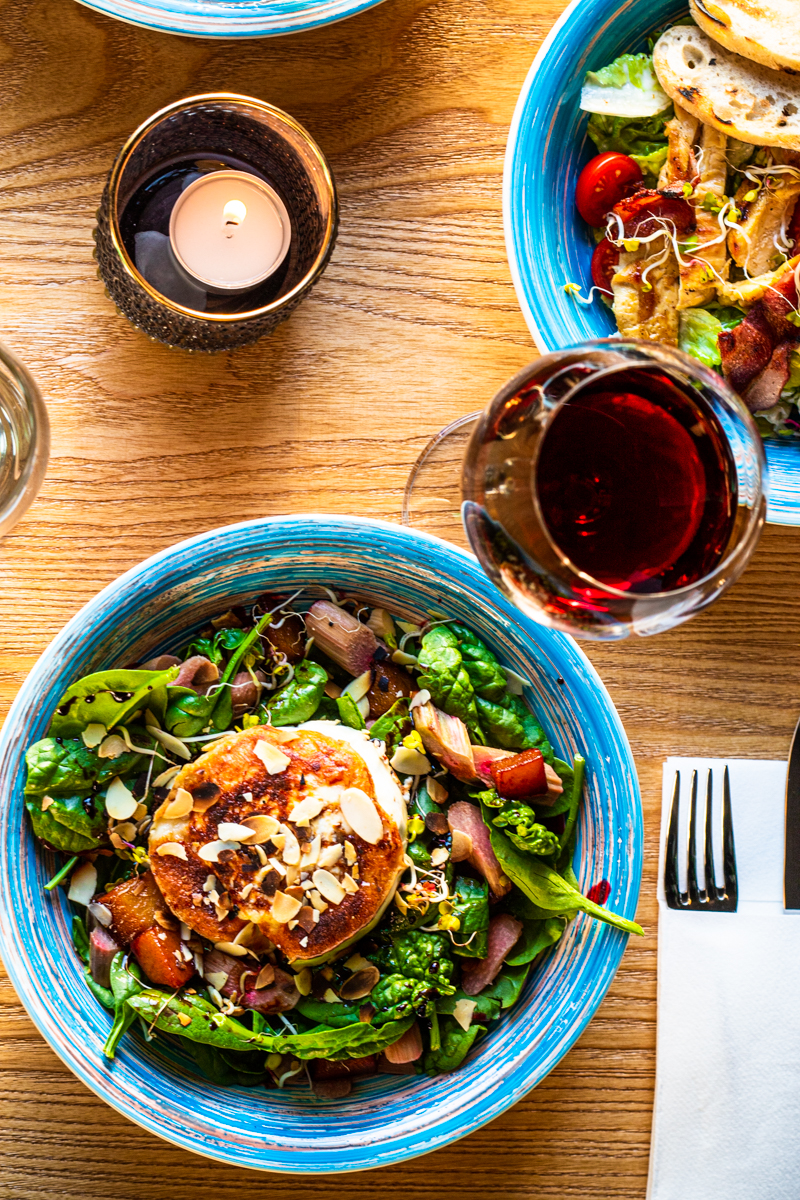 Fotografia jedzenia restauracji horeca